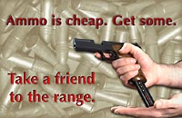 Take a friend ot the range