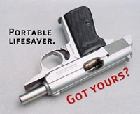 Portable lifesaver