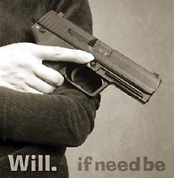 Will, if need be