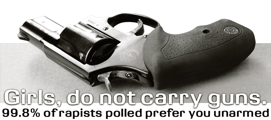 criminals prefer unarmed victims