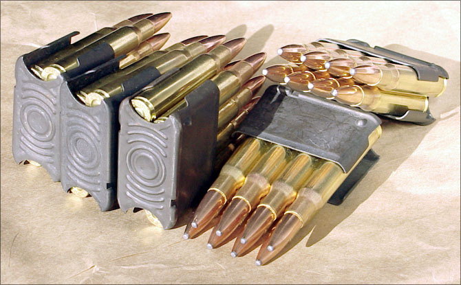 30 06 Rifle Clips