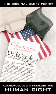 constitutional carry - Legal and Activism