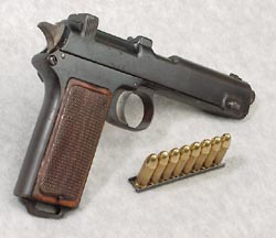 Steyer 1912 pistol